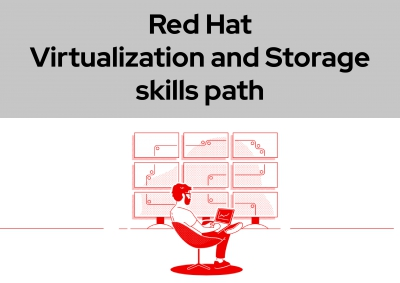 Red Hat Virtualization and Storage Skills Path
